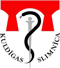 Kuldīgas slimnīca logo