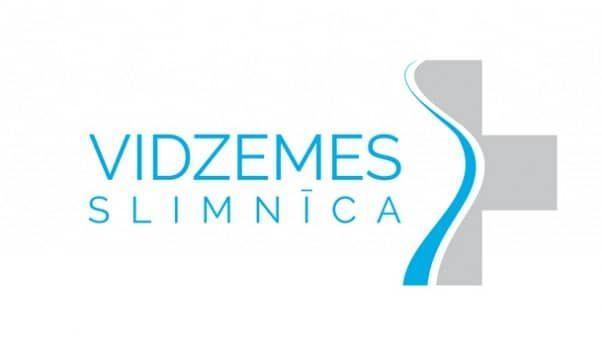 Vidzemes slimnīca logo